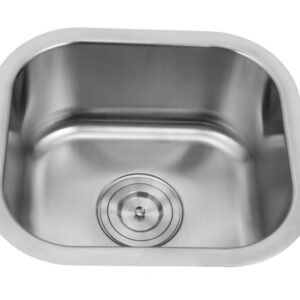 PL-769 Marquee Series Undermount Stainless Steel Kitchen Sink