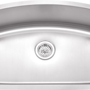 PL-858 Marquee Series Specialty Undermount Stainless Steel Kitchen Sink