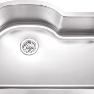 PL-859 Marquee Series Specialty Undermount Stainless Steel Kitchen Sink