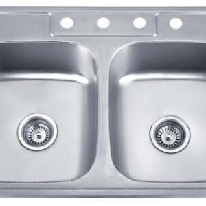 PL-910 Marquee Series Specialty Topmount Stainless Steel Sink