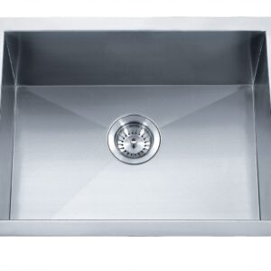 PL-HA108 Handmade Series Zero Radius 16g Stainless Steel Kitchen Sink