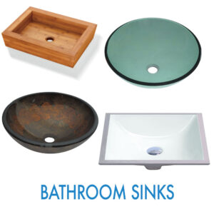 Performance Stoneworks Bathroom Sinks