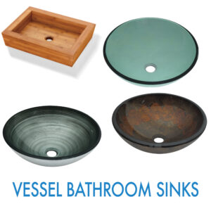 Performance Stoneworks Bathroom Sinks-VESSEL