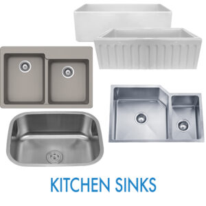 Performance Stoneworks Kitchen Sinks