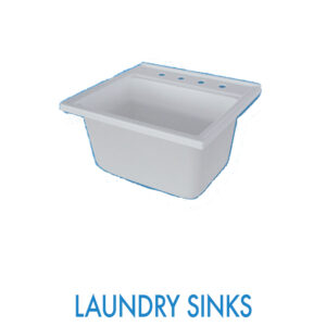 Performance Stoneworks LAUNDRY Sinks
