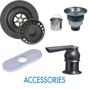 Performance Stoneworks Sink Accessories