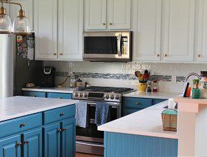 Spyder Quartz Kitchen Countertop