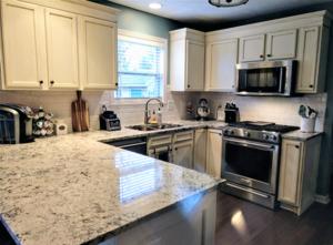 Romanix Granite - Kitchen View