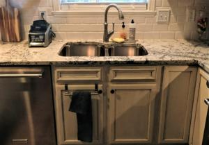 Romanix Granite - Sink View