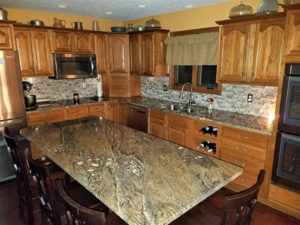 Oasis Granite Kitchen