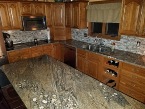 Oasis Granite - Kitchen View 2