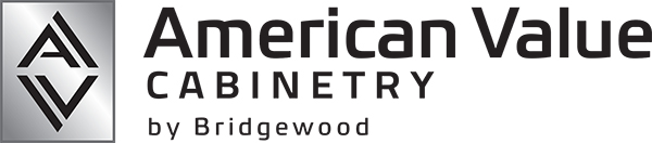 American Value Cabinetry logo