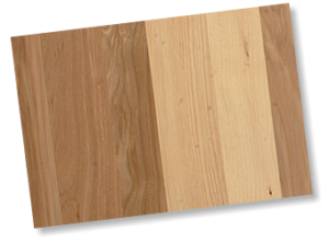 Hickory (also available in Knotty Hickory)