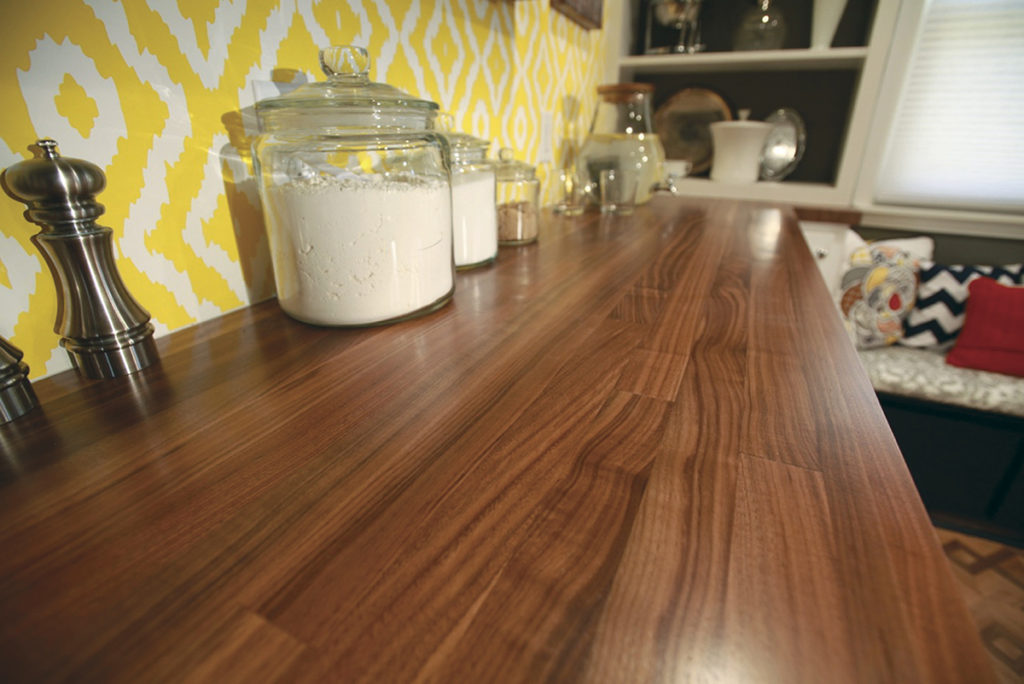 John Boos Walnut Kitchen Countertop WALNUTKCT2