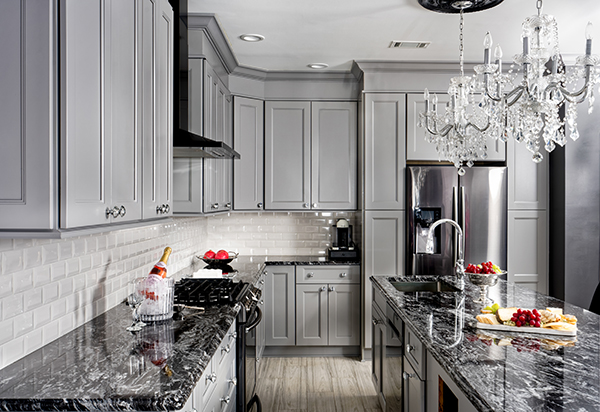 Nexus Slate Cabinetry by Fabuwood