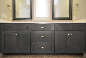 RiverRun Cabinets Dalton Gray - Bath (1)