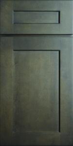 RiverRun Cabinets Dalton Gray Door