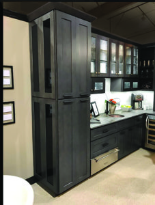 RiverRun Cabinets Dalton Gray - Kitchen (2)
