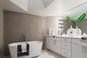 RiverRun Cabinets Desoto White - Bath (1)