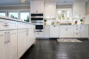 RiverRun Cabinets Desoto White - Kitchen (1)