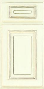 RiverRun Cabinets Hampton Door