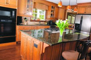 RiverRun Cabinets Lenox Cafe - Kitchen (1)