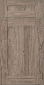 RiverRun Cabinets Sutton Driftwood Door